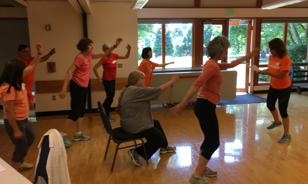 EnhanceFitness Designated As A Falls Prevention Program Federally By NCOA
